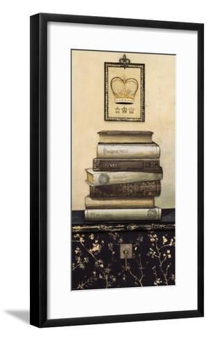 Book Story 2-Arnie Fisk-Framed Art Print