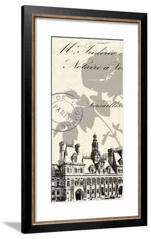 Hotel deVille-Z Studio-Framed Art Print