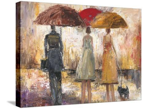 Spring Showers 1-Marc Taylor-Stretched Canvas Print