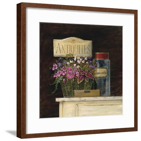 Jarden de Antiquites-Angela Staehling-Framed Art Print