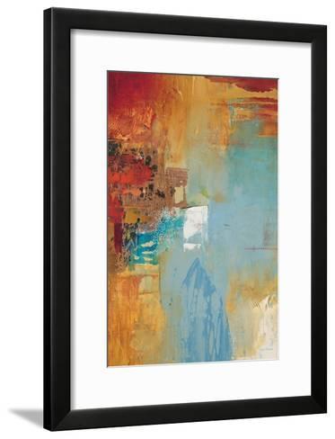 Aqua Illusion 2-Gabriela Villarreal-Framed Art Print