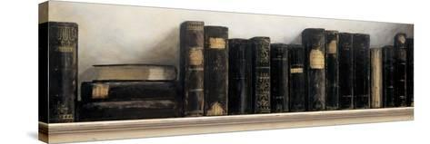 Study in Black-Arnie Fisk-Stretched Canvas Print
