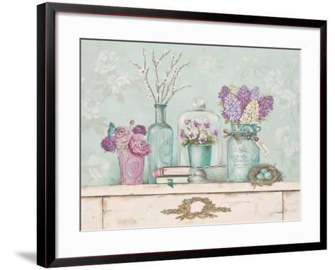 Pretty Vignette 1-Stefania Ferri-Framed Art Print