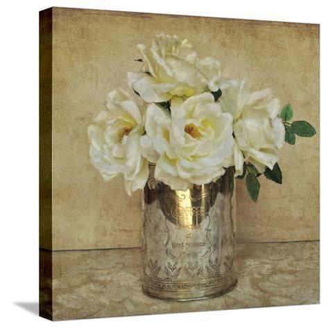 Rosey Sheen 3-Cristin Atria-Stretched Canvas Print