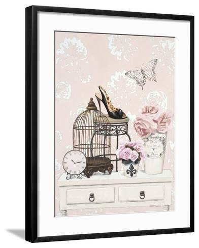 Time to Model-Marco Fabiano-Framed Art Print