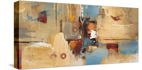 Epic Story 1-Gabriela Villarreal-Stretched Canvas Print