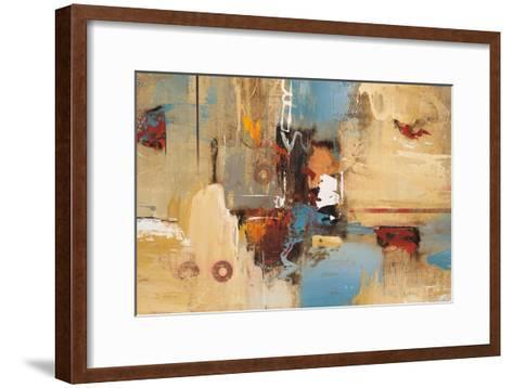 Epic Story 1-Gabriela Villarreal-Framed Art Print