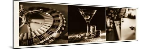 Casino Royale 1-Julie Greenwood-Mounted Art Print