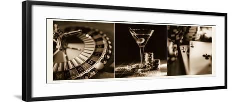Casino Royale 1-Julie Greenwood-Framed Art Print