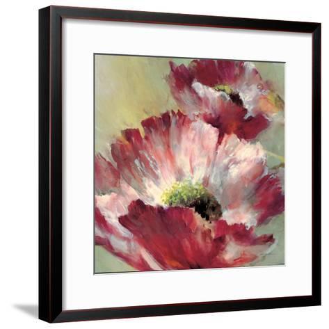 Lush Poppy-Brent Heighton-Framed Art Print