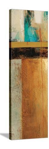 Ocaso Ochre 1-Gabriela Vilarreal-Stretched Canvas Print