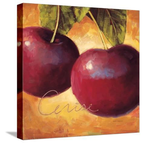 Luscious Cherries-Marco Fabiano-Stretched Canvas Print