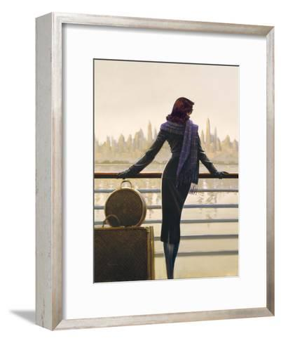 Port of Call-Brent Lynch-Framed Art Print