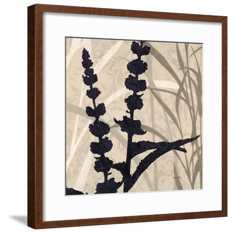 Botanical Elements 1-Melissa Pluch-Framed Art Print