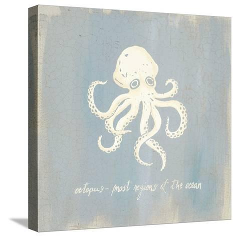 Imperial Octopus-Z Studio-Stretched Canvas Print