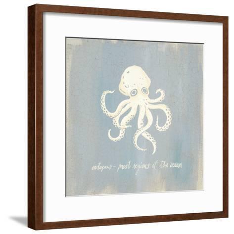 Imperial Octopus-Z Studio-Framed Art Print