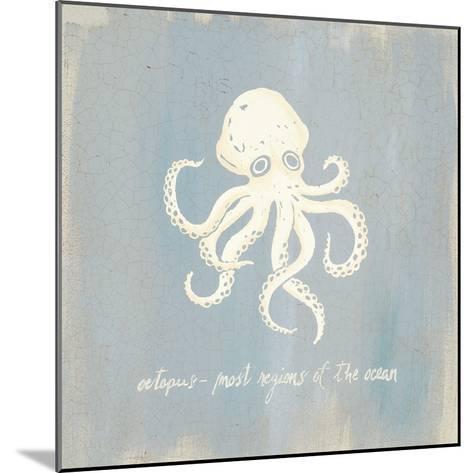 Imperial Octopus-Z Studio-Mounted Art Print