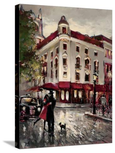 Welcome Embrace-Brent Heighton-Stretched Canvas Print