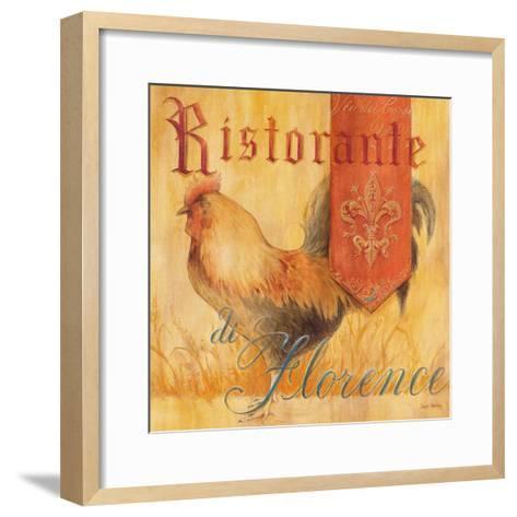 Ristorante-Angela Staehling-Framed Art Print