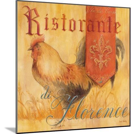 Ristorante-Angela Staehling-Mounted Art Print