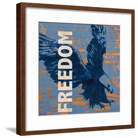 Freedom Reigns-Morgan Yamada-Framed Art Print