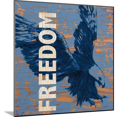 Freedom Reigns-Morgan Yamada-Mounted Art Print