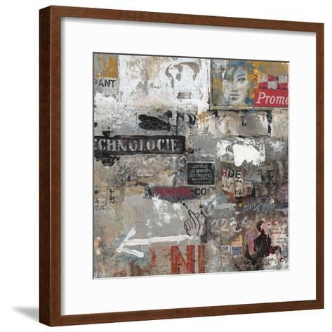 Urban Language-Chiu Tak-Hak-Framed Art Print