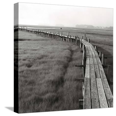 The Boardwalk, Early-Dorothy Kerper Monnelly-Stretched Canvas Print