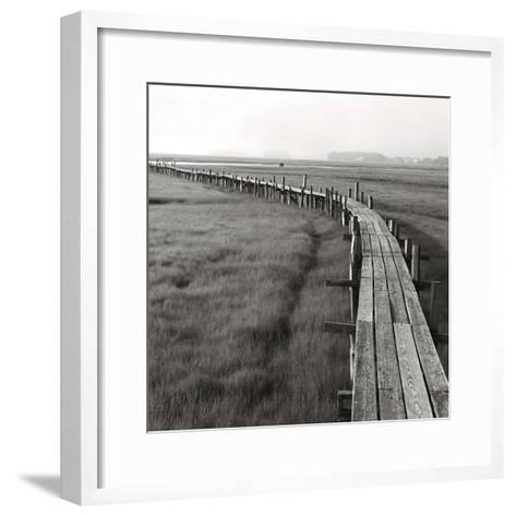The Boardwalk, Early-Dorothy Kerper Monnelly-Framed Art Print