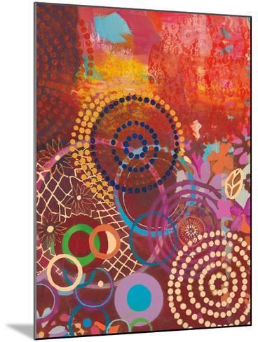 Textile Story-Jeanne Wassenaar-Mounted Art Print
