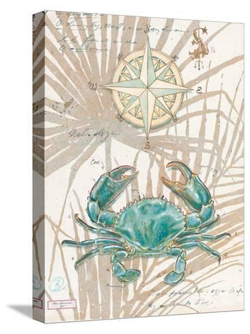 Directional Crab-Chad Barrett-Stretched Canvas Print
