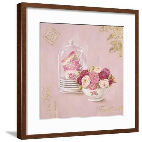 Set for Display-Stefania Ferri-Framed Art Print