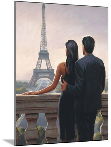 Big City Rendezvous-Myles Sullivan-Mounted Art Print