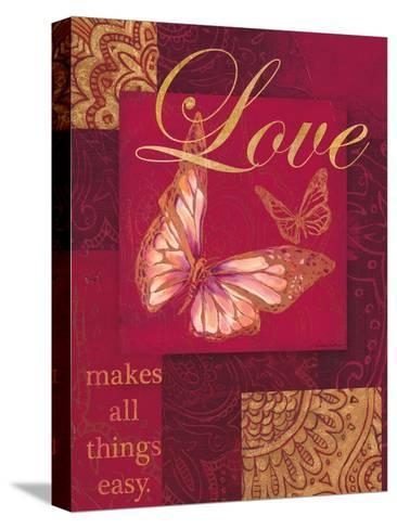 Love Tapestry-Laurel Lehman-Stretched Canvas Print