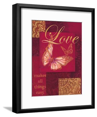 Love Tapestry-Laurel Lehman-Framed Art Print