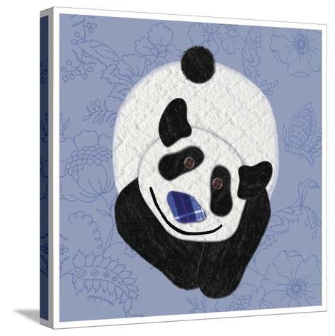 Playful Bear-Morgan Yamada-Stretched Canvas Print