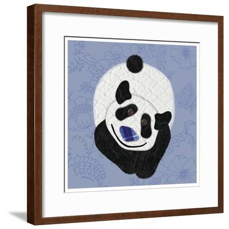 Playful Bear-Morgan Yamada-Framed Art Print