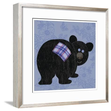 Funny Bear-Morgan Yamada-Framed Art Print