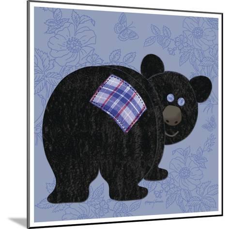 Funny Bear-Morgan Yamada-Mounted Art Print