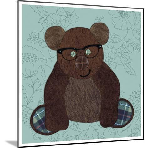 Friendly Bear-Morgan Yamada-Mounted Art Print