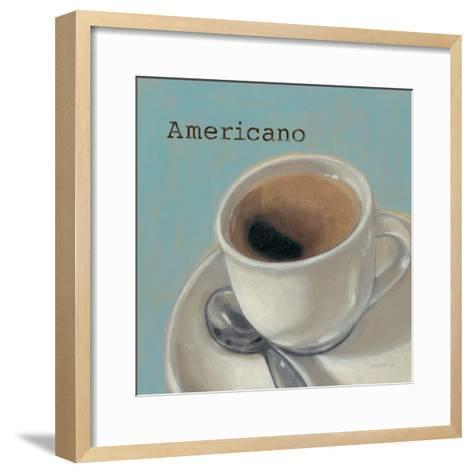 Fresh Americano-Norman Wyatt Jr^-Framed Art Print