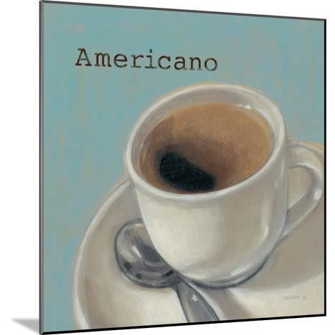 Fresh Americano-Norman Wyatt Jr^-Mounted Art Print