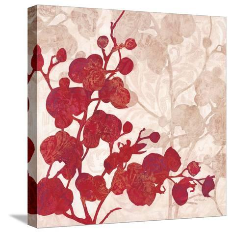 Luscious Orchid 1-Melissa Pluch-Stretched Canvas Print