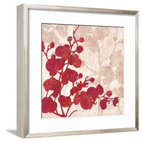 Luscious Orchid 1-Melissa Pluch-Framed Art Print