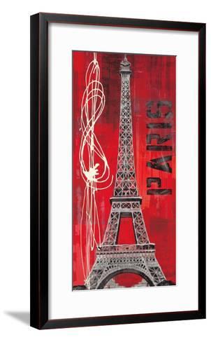Paris Vibe-Evangeline Taylor-Framed Art Print