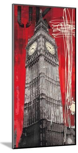 On British Time-Evangeline Taylor-Mounted Art Print