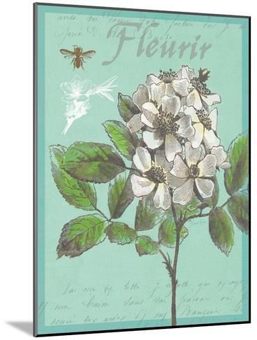 Fleurir Nouveau-Devon Ross-Mounted Art Print