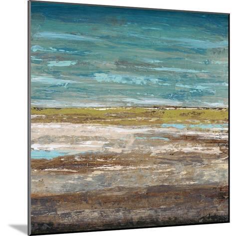 Abstract Sea 2-Dennis Dascher-Mounted Art Print