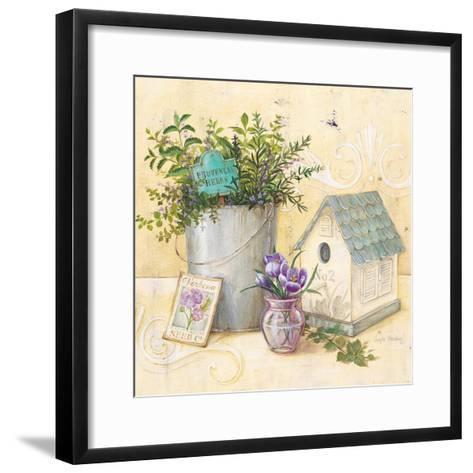 Chef's Garden-Angela Staehling-Framed Art Print