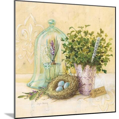 Cook's Garden-Angela Staehling-Mounted Art Print
